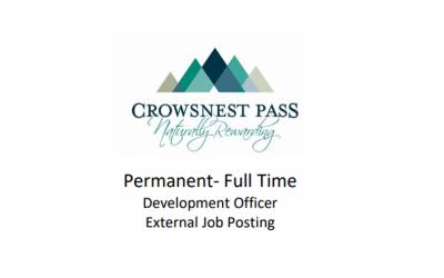 Development Officer – Job Posting