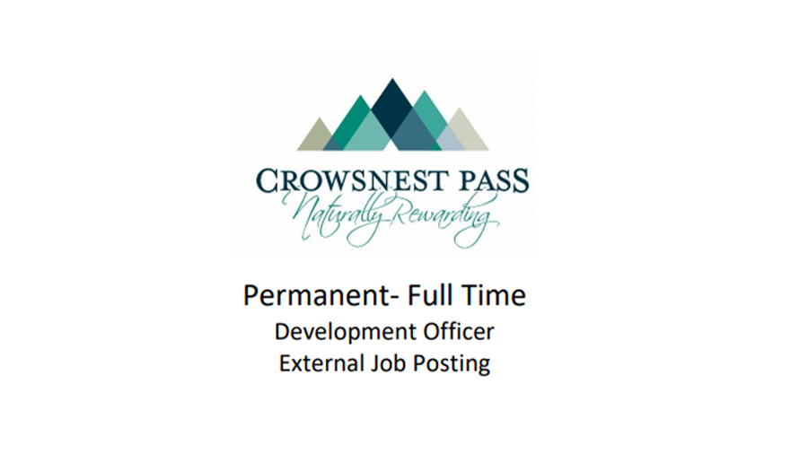 Development Officer – Job Posting