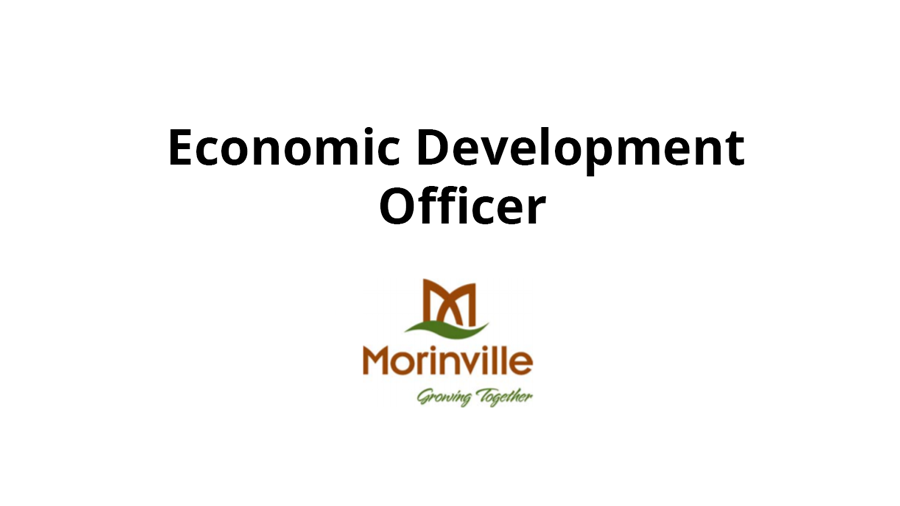 Economic Development Officer
